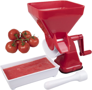 CucinaPro Tomato Strainer - Easily Juices Best Juicer for Tomatoes 2021