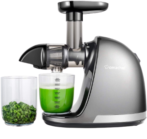 AMZCHEF Slow Juicer Extractor Professional Machine best cheapest best juicer 2021
