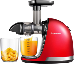 best wheatgrass juicers 2021 AMZCHEF Professional Cold Press Juicer