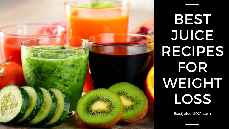 Best Juice Recipes for Weight Loss
